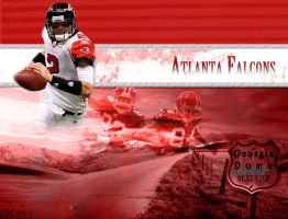 Atlanta Falcons Wallpaper 2 by CJ-n-ATLFalcons