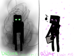 Enderman. by Chiramii-chan