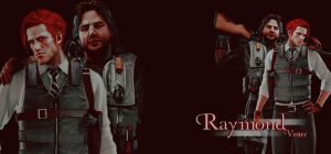Raymond Vester And Parker Wallpaper by VIOLET-2010