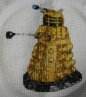 Dalek CS by hobbitsandkilts