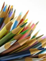 Stock - Pencil Crayon Series 2 by mystockphotos