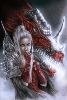 Dragon Horn by EngendrARTE