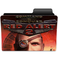 Game Folder - Command and Conquer Red Alert 2 by floxx001