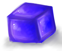 Jelly Cube by SquidPup