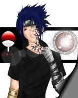 Sasuke Uchiha by shadowhunter144