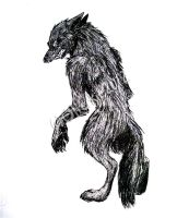 The Dogman by Fischotterchen