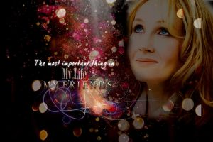 My Potter friends. Always by MarySeverus