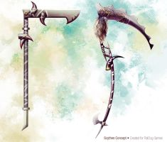Scythes Concept by slipled