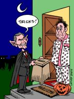 Halloween by Latuff2