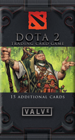 Dota2 TCG - Booster Pack by goldenhearted