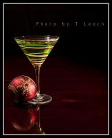 Happy Holidays Martinis by tleach0608
