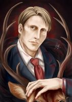 Doctor Lecter by doctorhojo