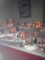 Christmas village 1 by lightning0000