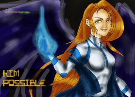ANGELV2: KIM POSSIBLE by huntervisa