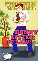 Bunny Sitter At Law by hanshee