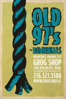 Old 97's fake poster by goodmorningvoice