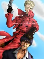 Vash the... Murderer?? by EnygmatycNinja