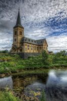 Lofoten Cathedral by Azagh