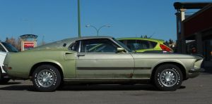 Mach 1 At Bay by KyleAndTheClassics