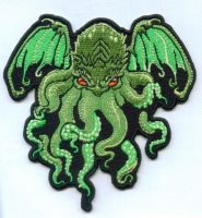 Cthulhu patch by missmonster