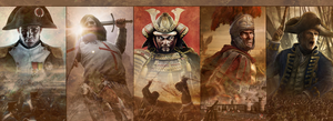 Total War - FanArt By Henrik Vollstad by TheVollstad