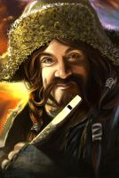 BOFUR! The Hobbit by unda-RM