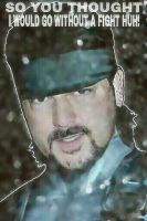 DAVID HAYTER THE SOUL OF SNAKE by BUMCHEEKS2