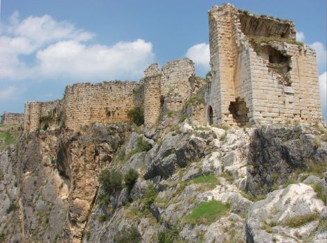 The mountain lords of Cilicia by BricksandStones