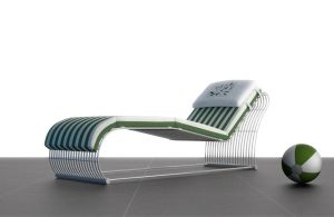 Pool Chair by zodevdesign