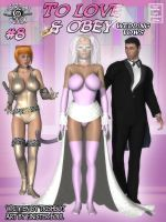 To Love and Obey cover 8 by Trishbot