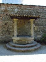 Castle Well I by Sasa-Stock