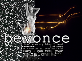 Beyonce III by revallsay