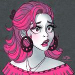 Vintage Pink by LilaCattis