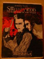 Sweeney Todd by ville2me