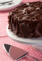 Chocolate Cake by saadany