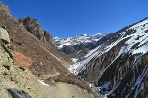 Annapurna Circuit - Day 9 - On the way... by LLukeBE