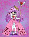 Pink Queen of Hearts by lil-angela