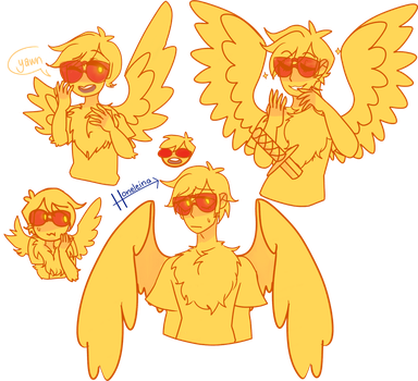 Davesprites by Honeleina