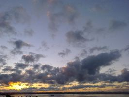 The Clouds and Me - The River Tejo 2012.11.08-67 by Kay-March