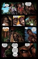 Summons #2 Page 3 by CdubbArt