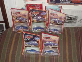 doc hudson collection by carsdude
