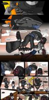 An Unexpected Party- Audition pg.3 by Dracontar
