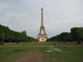 Summer 2008 - Paris 12 by ThisIsStock
