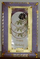 A waterfall card for Mums birthday by blackrose1959