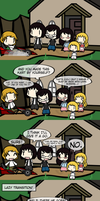 Misadventures in New Zealand -  GOOOOOOOOOOOO by Kigurou-Enkou