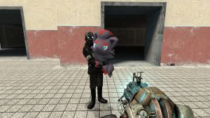 Garry's Mod First Attempt by Phycosmiley