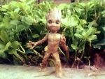 Baby Groot (GOTG) by SquirrelCat1998V2