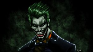The Joker wallpaper and video by ErikVonLehmann