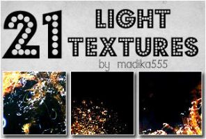 21 Light textures by Madika555