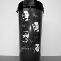 Supernatural thermal mug by F-A